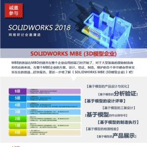 SOLIDWORKS MBE (3D模型企业)